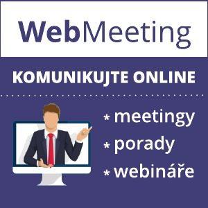 Co umí WebMeeting navíc